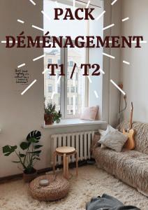 PACK DÉMÉNAGEMENT T1/T2