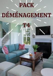 PACK DÉMÉNAGEMENT T4